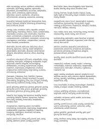 Good Resume Words To Describe Yourself General Tips For Writing A Comparison Contrast Essay 1 The