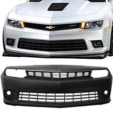 chevy camaro 2014 black. Beautiful 2014 Front Bumper Cover Fits 20142015 Chevy Camaro  OE Style Black PP Z28  Spring Inside 2014 C