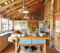 modern rustic interior design decor wedding farmhouse style home