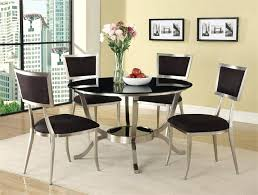 black glass dining table set dining tables round glass dining table set glass top dining table