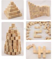 Wooden Brick Game 1100100100100 Pcs 1100100100cm Thickness Unfinished Wood Cube Brick Game 13