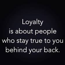 Quotes About Loyalty And Friendship