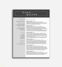 Cute Resume Templates Fascinating Cute Resume Templates for Word New Creative Resume Template Free