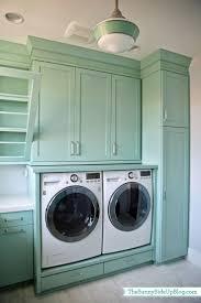 Washer Dryer Cabinet Best 25 Laundry Room Cabinets Ideas Utility Room 7153 by uwakikaiketsu.us
