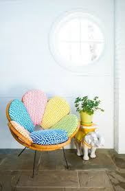 colorful modern furniture. Modern Chairs Colorful Chairs: Summer Living Room Furniture Trends 2017