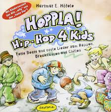 hip hop 4 kids cd german audio cd