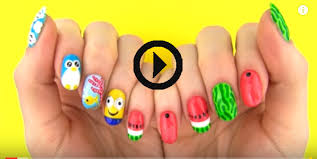 diy nail art with no tools in this nail art tutorial i show how to paint your nails at home we will pimp our nails using 23 diffe diy nail art tools