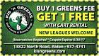 Buy 1 Greens Fee Get 1 Free With Cart Rental, Kis