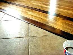 flexible floor transition strips wood to tile strip ceramic and hardwood combinations how make pieces f