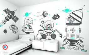 space decals for walls e glue kids wall decals for outer space themed kids  rooms outer . space decals for walls ...