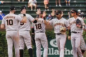 Final Score: Giants offense roars to a ...