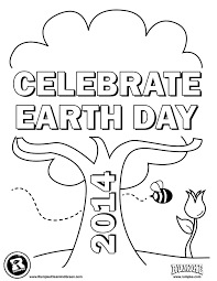 Small Picture Earth Day Coloring Pages 2015 coloring page