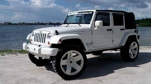 jeep white. Beautiful White All White Jeep Wrangler Jk 4 Door By Underground Autostyling Sarasota FL  24 To White