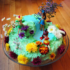 Small Picture Flower Garden Cake Ideas Tadwalnet