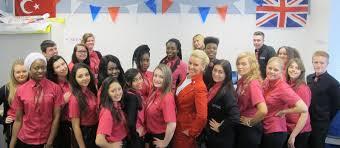 virgin atlantic gets students careers in flight walsall college virgin atlantic gets students careers in flight