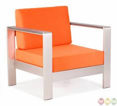 arm chair cushions zuo modern 701841