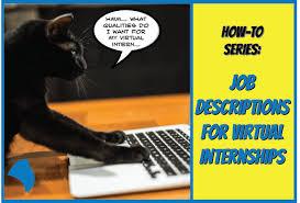 How To Write A Virtual Internship Description - Superinterns.com