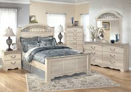vintage look bedroom furniture. Brilliant Furniture Bedroom With Beige Wall Combined Antique Design Of Cabinetries And  Bedding Pattern Fabric  To Vintage Look Furniture