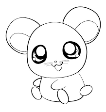 Small Picture Cute hamster coloring pages ColoringStar