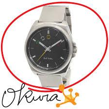 o kura pawnshop rakuten global market paul smith watch men paul smith watch men watch used men f335 s082561 quartz ss paul smith battery type deep discount pawnshop watch exemption from taxation tax duty