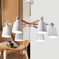 Nordic lighting Scandinavian Decor Wooden Style Led Living Room Ceiling Lamp Nordic Lighting Modern Simple Restaurant Solid Wood Bedroom Study Cl Aliexpresscom Wooden Style Led Living Room Ceiling Lamp Nordic Lighting Modern