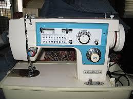 Dressmaker Sewing Machine Model 2402