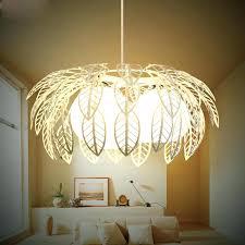 unusual pendant lighting. Unique Pendant Lights And Glass Shade Three Light  Hanging Leaf . Unusual Lighting R