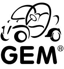 gem car repair san diego gem car logo