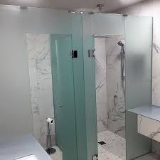 frameless showers west london shower