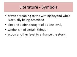 symbol in literature dr husniah sahamid ppt video online 6 literature symbols