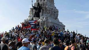 Biden calls on Cuban government to ...