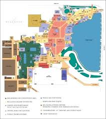 Map Caesars Palace Miliving Co