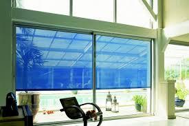 sun shade for sliding glass door surprise blackout blinds patio