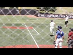 Alan Christian Calzada Baseball Recruiting Profile