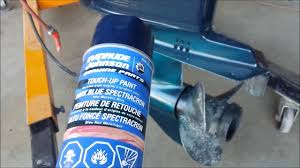 Omc Evinrude Johnson Spray Paint Part Numbers