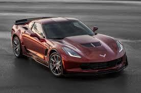 chevrolet corvette stingray 2016. Plain 2016 2016 Chevrolet Corvette Z06 Spice Red Design Package Front Three Quarter To Stingray Motor Trend