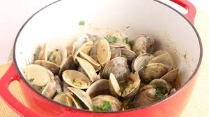 Thai Curry Clams Recipe
