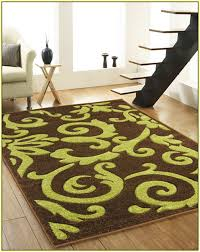 Brown And Lime Green Area Rugs Pinterest Limes
