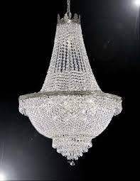 living room a93 cs8709sw gallery swarovski crystal trimmed empire basket for elegant property chandelier decor orb
