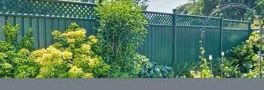 garden fencing low maintenance garden