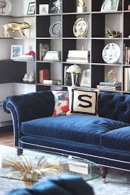 tufted furniture trend.  Trend Trend Navy Blue Velvet Tufted Sofa 13 With Additional Sofas And Couches Set  With  Furniture
