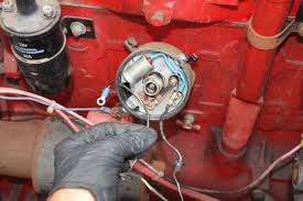 how to convert your willys f 134 from points to electronic ignition 1959 willys cj 6 pertronix f134 head electronic ignition conversion remove point wiring photo 140974916