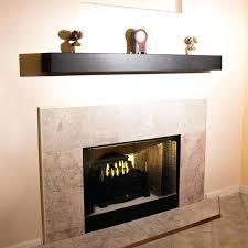 modern metal fireplace mantels mantel designs black