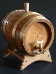 Artisan Wooden Barrel, Mini Wine Keg, Small Oak Cask, Decorative Wood  Barrels, Miniature Oak Kegs, Wine Casks Sale