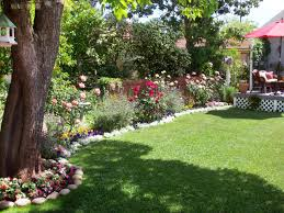 Small Picture Cottage Style Garden Ideas Garden Design Ideas