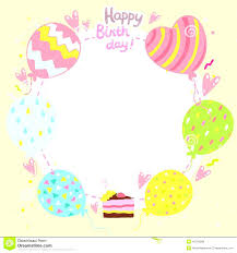 Birthday Word Template Happy Birthday Word Template Complete Guide Example 1