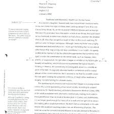 Apa Style Essay Example Term Paper Outline Template Style Research