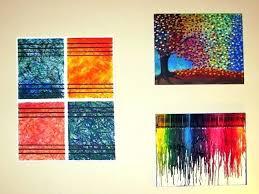 ideas wall art painting diy room