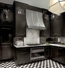 30 Best Black Kitchen Cabinets - Kitchen Design Ideas With Black ...