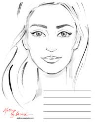 Free Face Template Download Free Clip Art Free Clip Art On